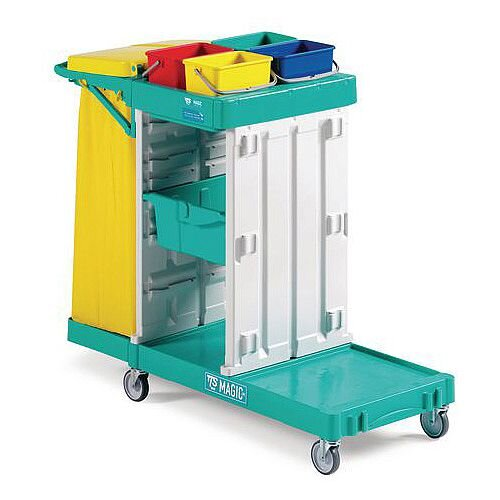 Magic Line 330 Basic Cleaning Trolley