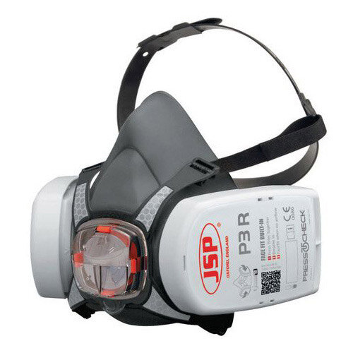JSP Force 8 Twin Cartridge Half Face Respirator Class 3