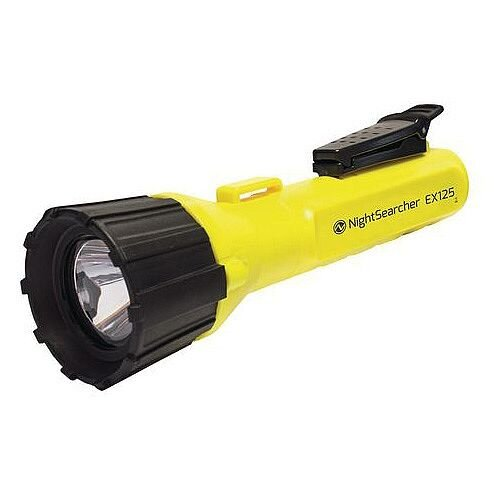 Nightsearcher Non Rechargeable Safety Flashlight Cree Xp-E Led