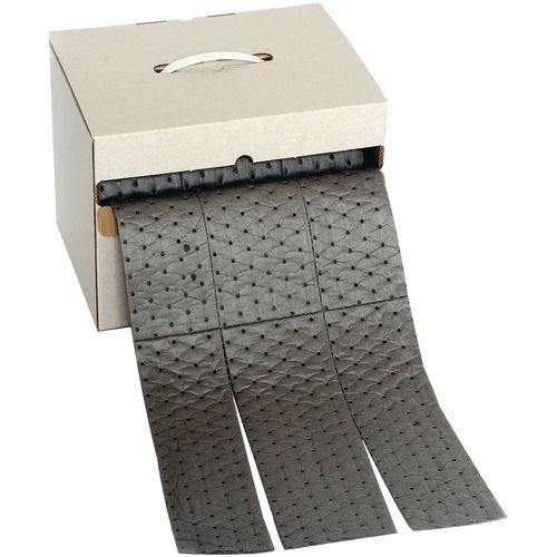 Sorbent Dispenser Boxes Roll Capacity 40L HxWxD mm: 325x325x325 Pack 1