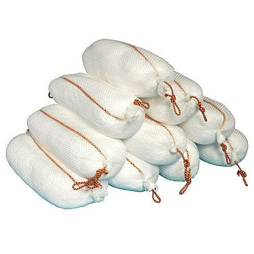 Marine Sorbent Boom 100L Absorbtion Capacity Pack of 10