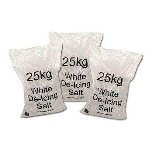 White De-Icing Salt 3-For-2 Offer
