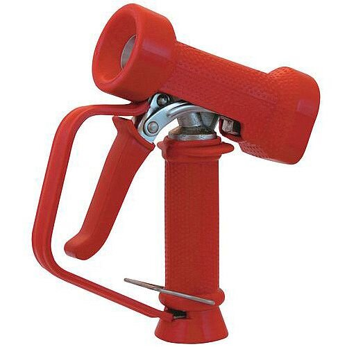 Stainless Steel Water Gun Red