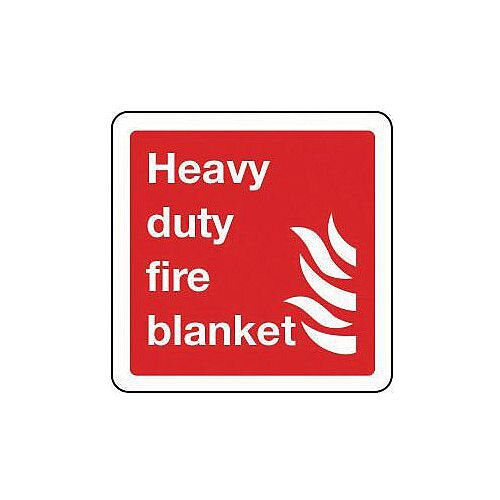 Self Adhesive Vinyl Heavy Duty Blanket Sign