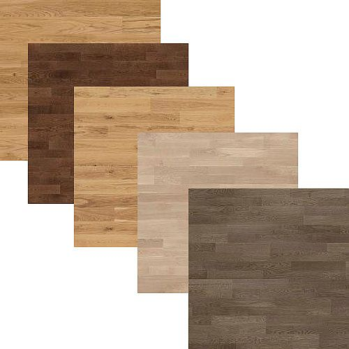 Tango 13mm 1 &2 Strip Parquet Wooden Flooring