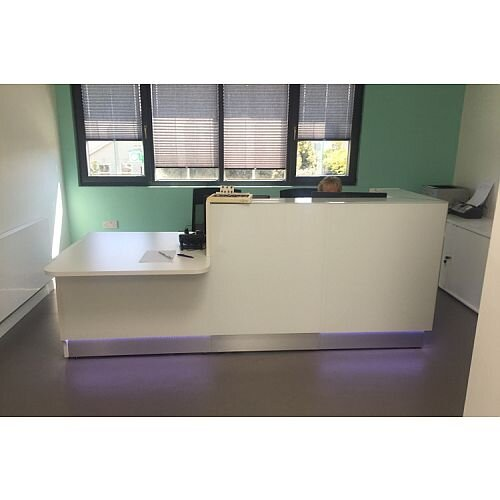 Terenure Medical Office Fitout in Dublin by HuntOffice Interiors