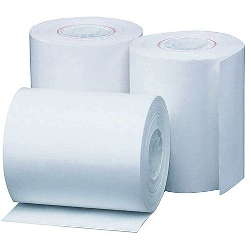 Thermal Cash Register Roll 57x80x12.7mm White TH383