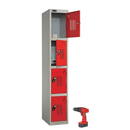 Tool Recharge Locker