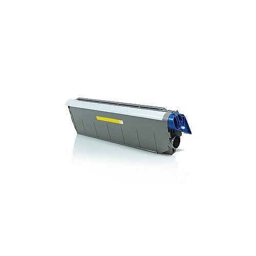 Compatible OKI 41963605 Yellow Laser Toner 15,000 pages