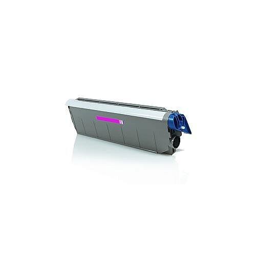 Compatible OKI 41963606 Magenta Laser Toner 15,000 pages