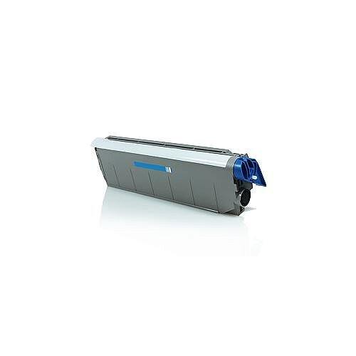 Compatible OKI 41963607 Cyan Laser Toner 15,000 pages