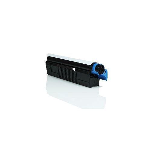Compatible OKI 42127408 Black Laser Toner 5000 Page Yield