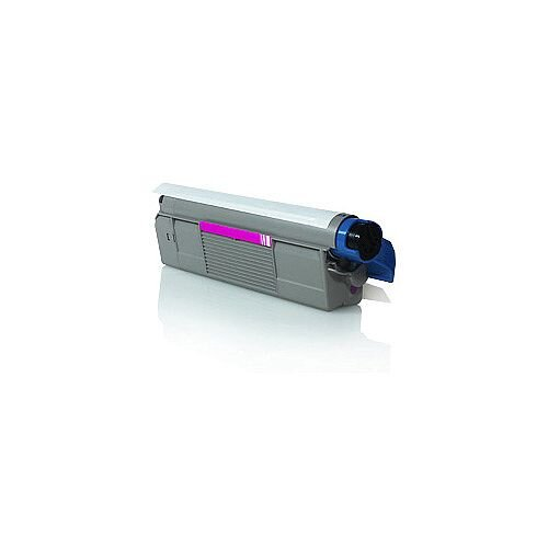 Compatible OKI 43865722 Magenta Laser Toner 6000 Page Yield