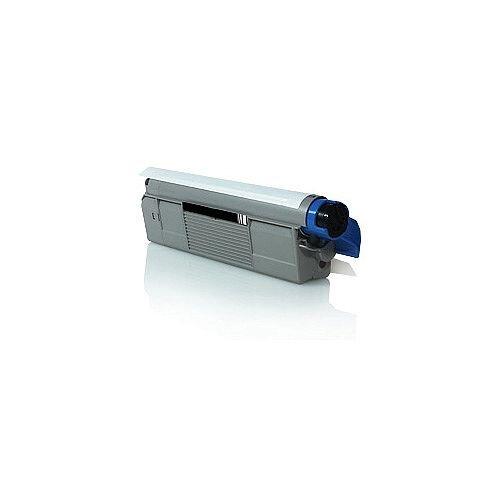 Compatible OKI 43865724 Black Laser Toner 8000 Page Yield