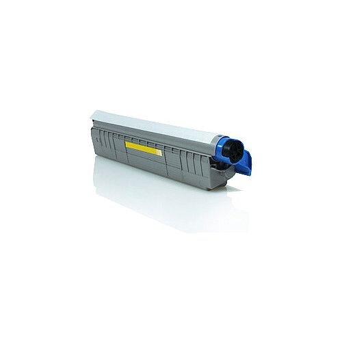 Compatible OKI 44059105 Yellow Laser Toner 8,000 Yield