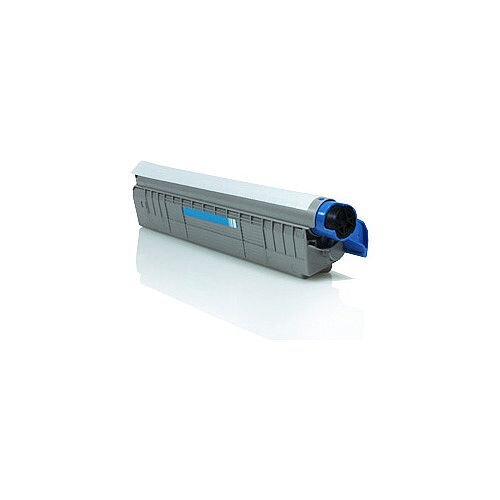 Compatible OKI 44059107 Cyan Laser Toner 8,000 Yield