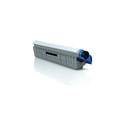 Compatible OKI 44059108 Black Laser Toner 8000 Page Yield