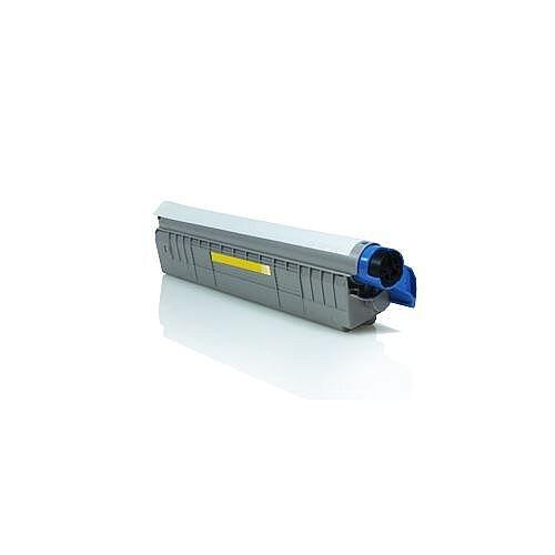 Compatible OKI 44059209 Yellow Laser Toner Toner 10000 Page Yield