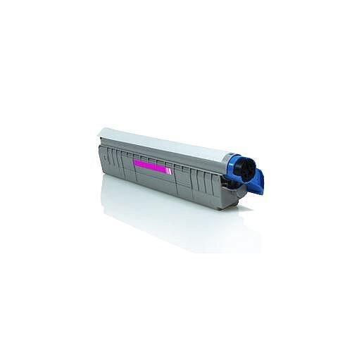 Compatible OKI 44059210 Magenta Laser Toner 10000 Page Yield