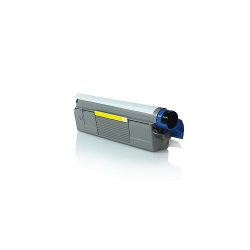 Compatible OKI 44315305 Yellow Laser Toner 6000 Page Yield