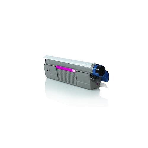 Compatible OKI 44315306 Magenta Laser Toner 6000 Page Yield