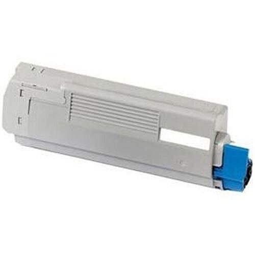 Compatible OKI 44318607 Cyan Laser Toner 11000 Page Yield