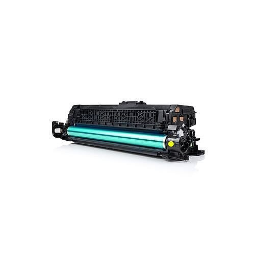 Compatible HP 646A Laser Toner CF031A Yellow Laser Toner 11,000 pages