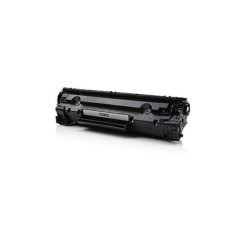 Compatible HP 83A Laser Toner CF283A Black 1500 Page Yield