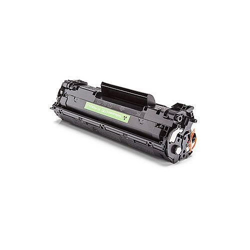 Compatible HP 83X Laser Toner CF283X Black 2200 Page Yield