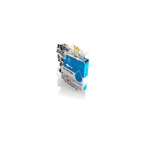 Compatible Brother Inkjet Cartridge LC223C Cyan 550 Page Yield