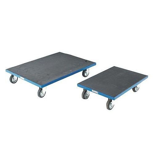 Container Dolly with Anti-Slip Surface Blue Ref 312953