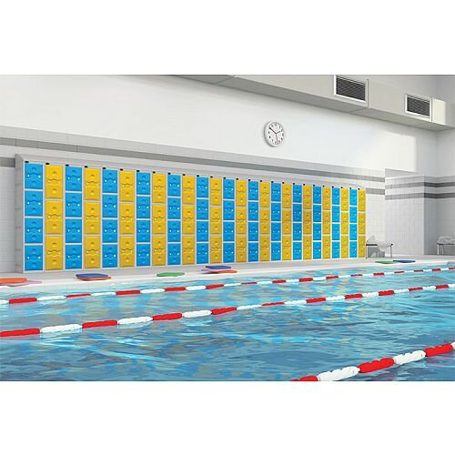 Waterproof Lockers