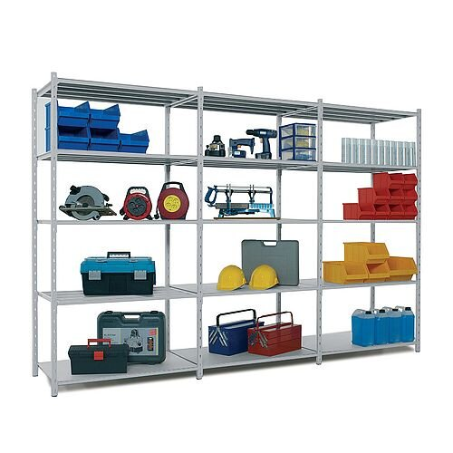 Bolted &Boltless Budget Shelving