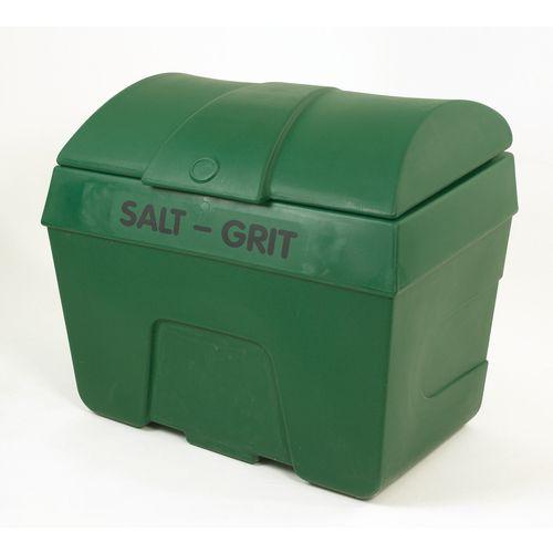 Winter De-Icing Salt/Grit Bin No Hopper 400 Litre Green 317069