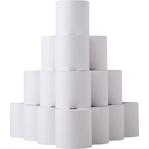 Thermal Till Roll 80x80mm White Pack of 20 TH243