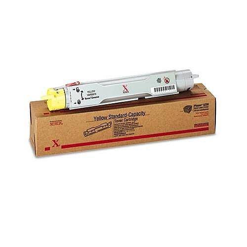 Xerox Phaser 6250 Toner Cartridge Yellow 106R00670