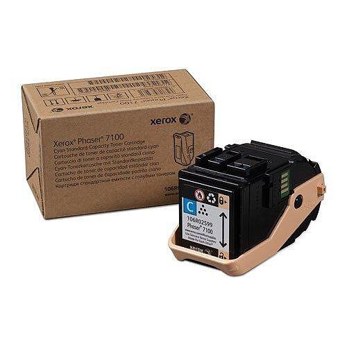 Xerox Phaser 7100 Toner Cartridge Cyan 106R02599