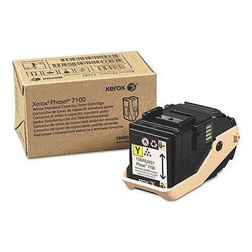 Xerox Phaser 7100 Toner Cartridge Yellow 106R02601