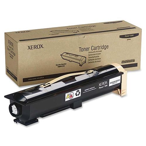 Xerox Phaser 5550 Toner Cartridge Black 106R01294