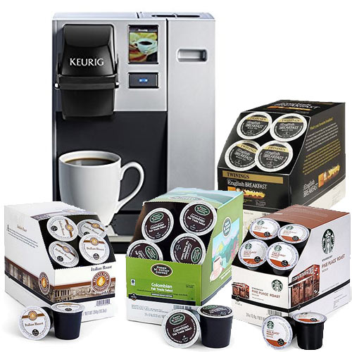 Keurig K150 Coffee Machine Free Starbucks Barista Prima