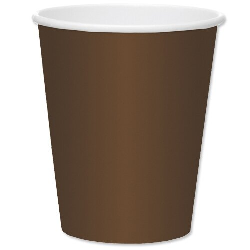 Vending Disposable Paper Coffee Cups Cardboard for Hot