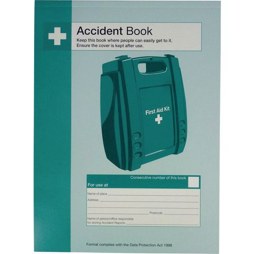 Accident Book Hunt Office Uk