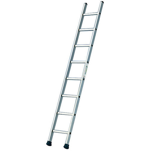 Single Section Aluminium Ladder 4 6 meters 16 Rungs 323147