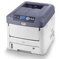 OKI C711N A4 Colour Laser Printer Network Ready