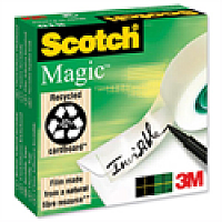 Scotch Magic Tape 19mm x 33m Matt