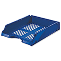 Esselte Transit Letter Tray Plastic Blue