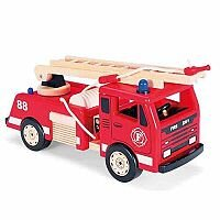 Fire engine with 2 Ladders and 1 Hose JB603527