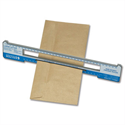 Salter Size Based Pricing Ruler Pricing in Proportion Postal Rate Tool ABS Plastic Ref SBPR001 037537