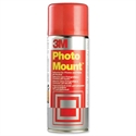 3M Photo Mount Adhesive Spray 200ml HPMOUNT