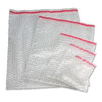 Jiffy Branded Bubble Wrap Film Bag 380 x 435mm (100 Pack) Ref: BBAG38107